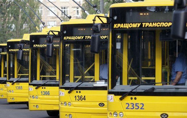 В КГГА намерены выделять по 600 млн. гривен на транспорт