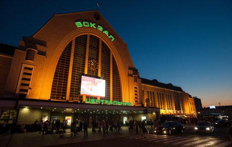 Ночной транспорт в Киеве будет отправляться от ж/д вокзала