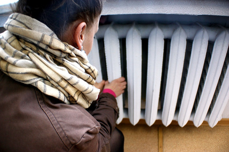 Киевские власти поставят новые теплосчетчики