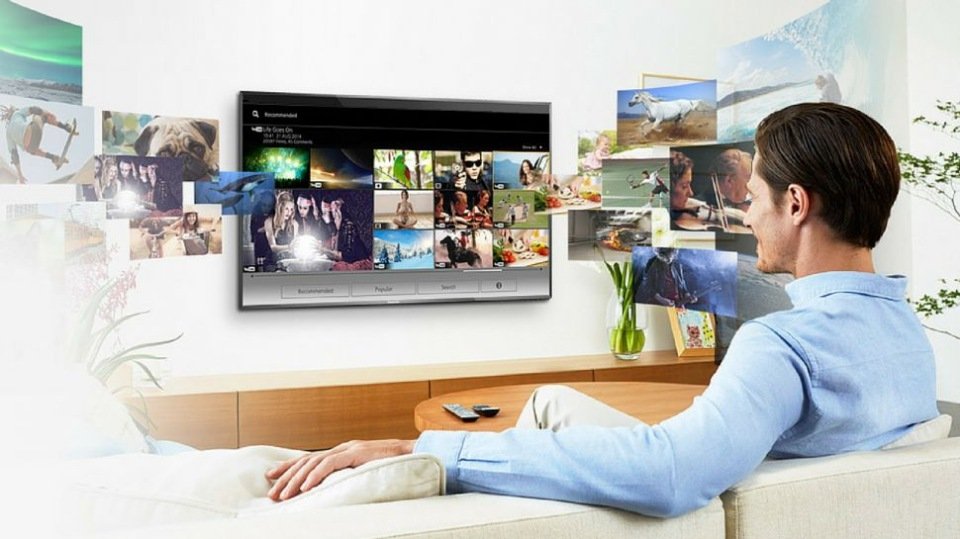 Smart TV: понятно об умных телевизорах