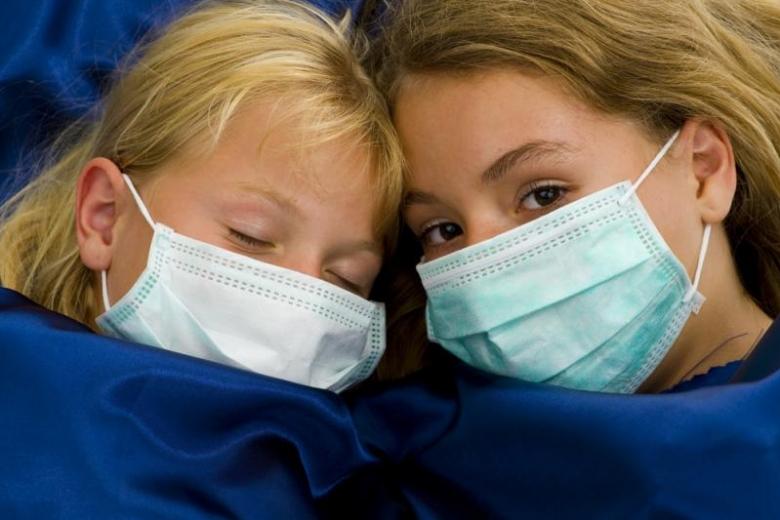 Грипп в Киеве: уровень заболеваемости снижается