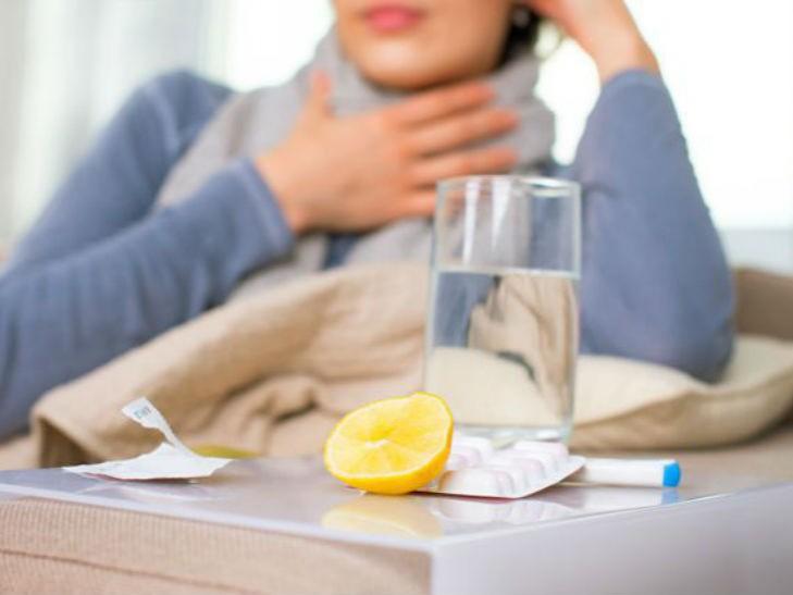 Новая волна гриппа накроет Киев в феврале