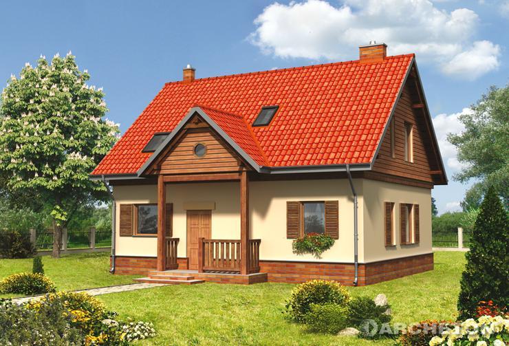 Дом из сип панелей - идея для дачи