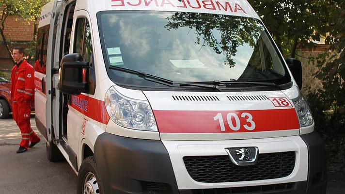 В Киеве во сне умер новорожденный мальчик
