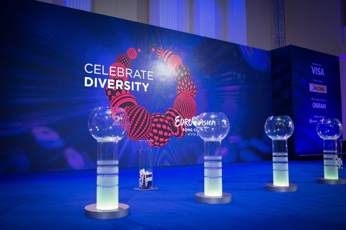 Состоялась жеребьевка стран-участниц Евровидения-2017
