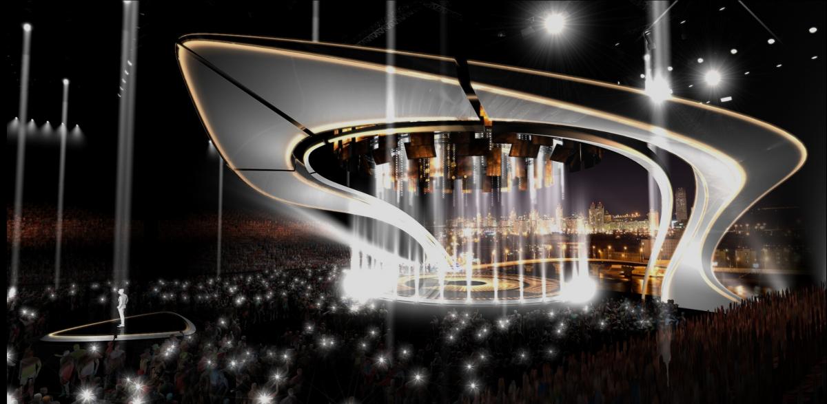 Билеты на Евровидение будут стоить до 200 евро