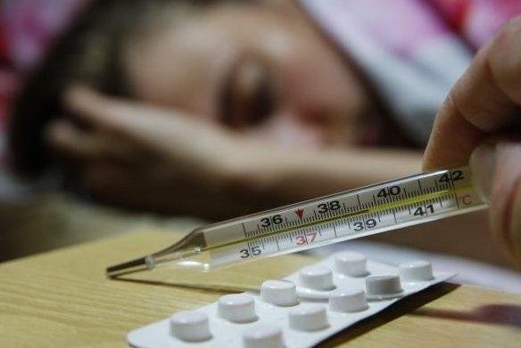 Вторая волна гриппа начнется в Киеве в конце февраля