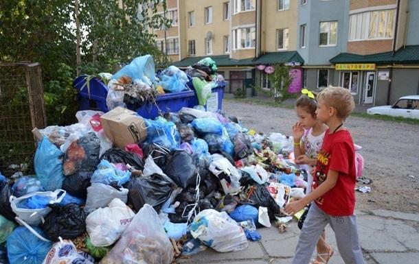 Киев не станет вторым Львовом: Кличко намерен глобально решить проблему с мусором