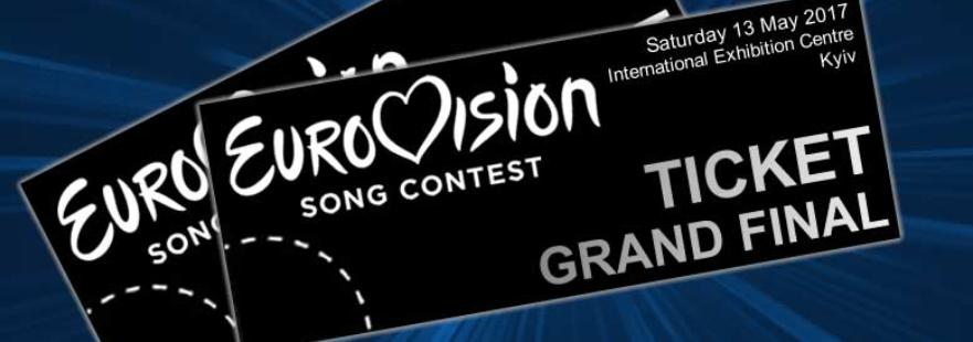 Купить билет на Евровидение-2017, оказывается, не так просто