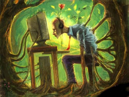Компьютерные игры довели подростка до отчаянного шага