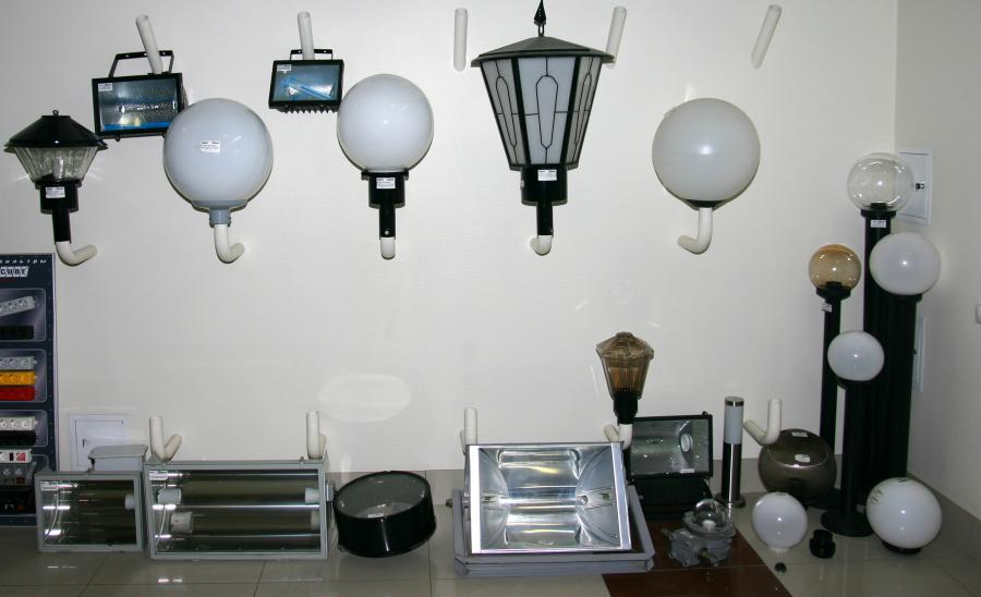 Светильники уличного освещения: какой лучше выбрать?