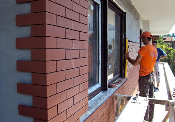 Фасадный клинкер для вашего дома