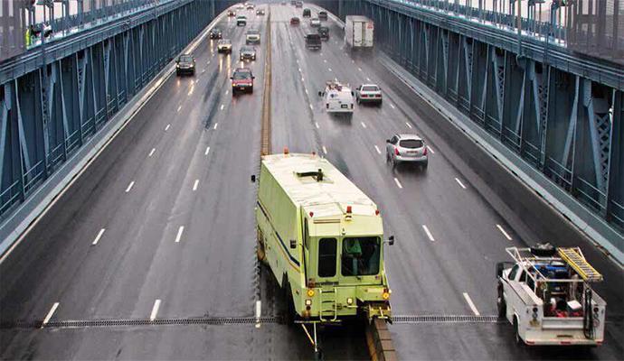 На мосту Патона внедрят систему Зиппер
