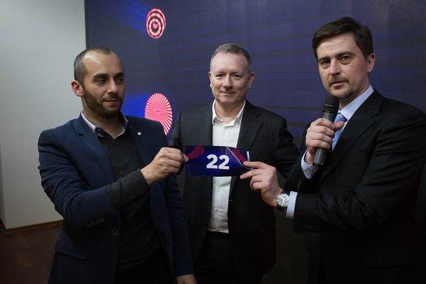 """Евровидение-2017: группа """"O.Torvald"""" выступит под номером 22"""