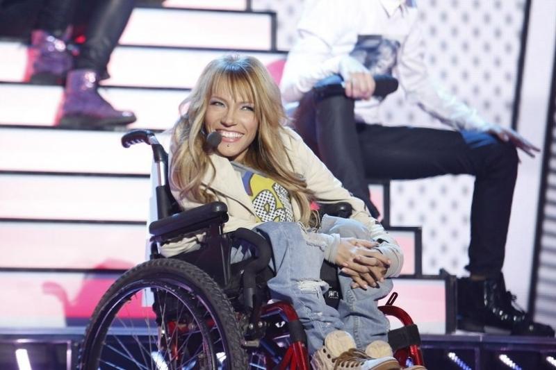 Юлии Самойловой запретили приезжать на Евровидение в Киев
