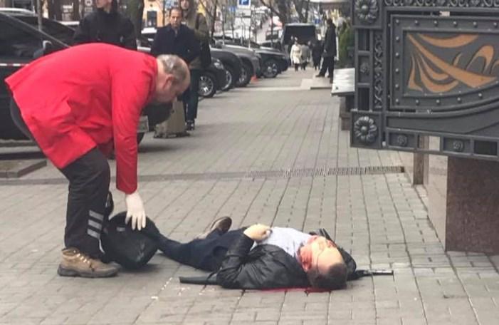 Убийство в Киеве: застрелен важный свидетель по делу Януковича - Луценко