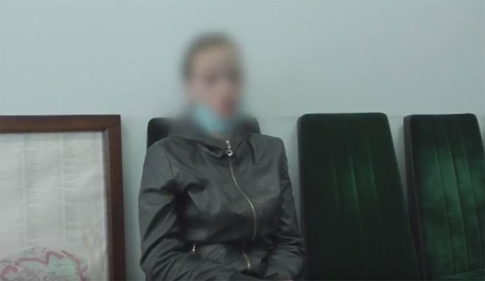 Горе-мать рассказала, почему решила бросить своих маленьких детей в Киеве