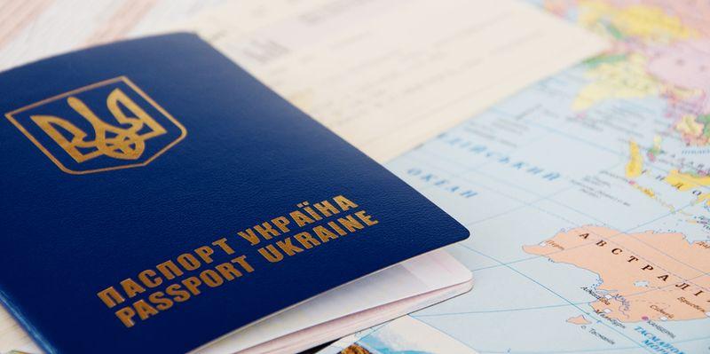 В Киеве – невиданные очереди за загранпаспортами