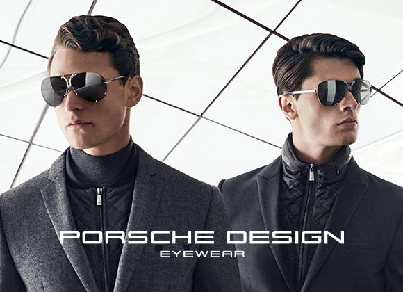 Солнцезащитные очки Porsche Design - мужской подход к выбору стиля