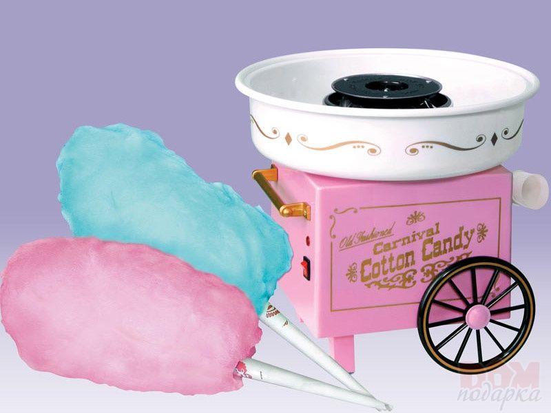 Качественные аппараты для сладкой ваты
