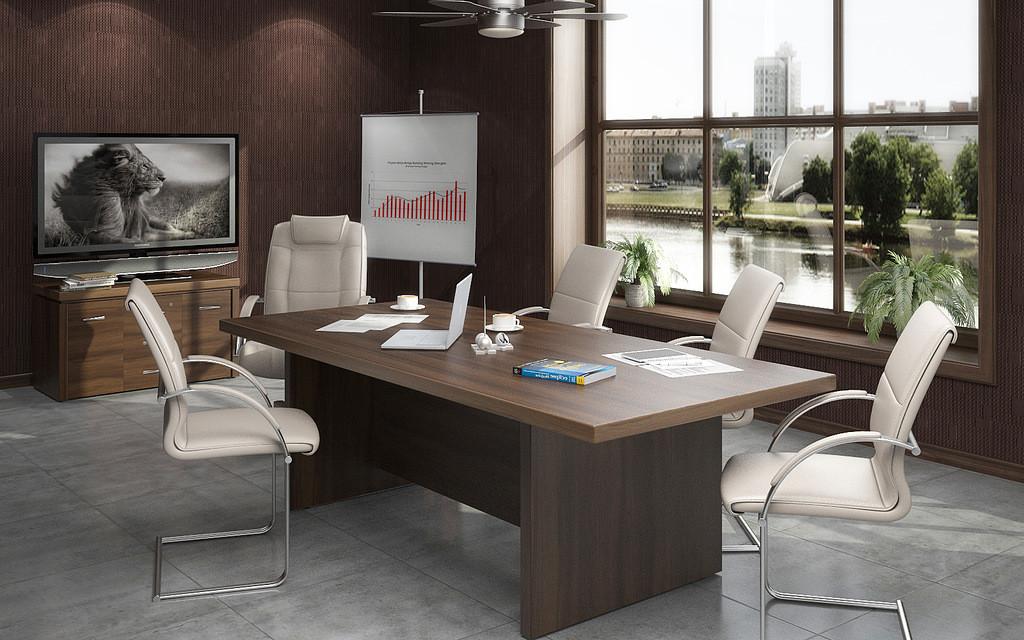Виды журнальных столиков для офиса