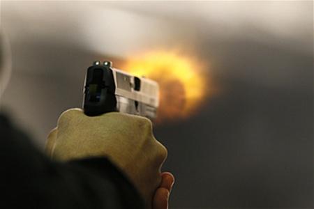 Полицейские со стрельбой задержали иностранных воров
