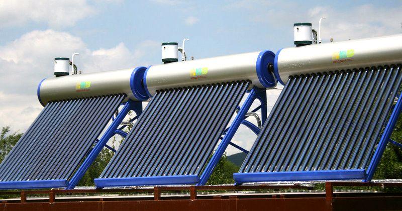 Преимущества использования солнечного коллектора
