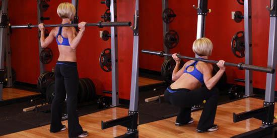 Тренировочные программы в тренажерном зале для женщин