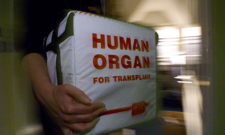 СБУ задержала торговцев человеческими органами