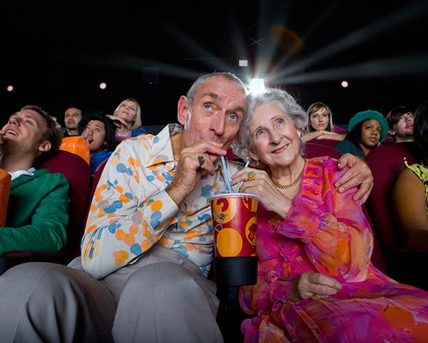 В Киеве откроется бесплатный кинотеатр для пенсионеров