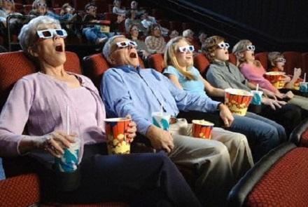 Стало известно, где будет бесплатный кинотеатр для пенсионеров