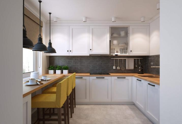 Дизайн проект кухни (примеры и фото)