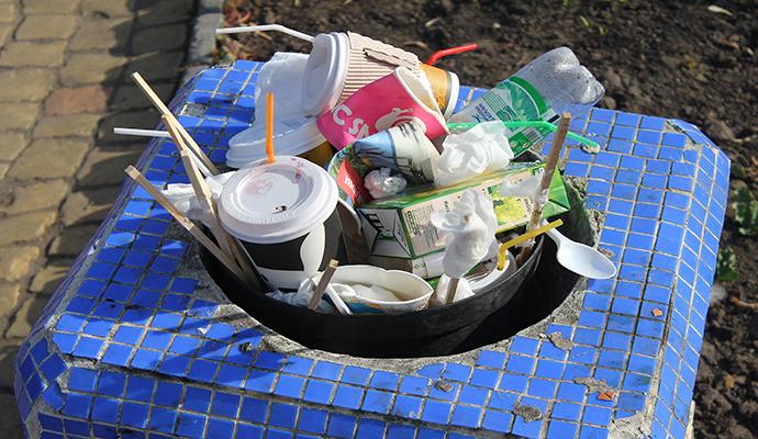 В Киеве может появиться новая коммунальная услуга: вывоз мусора