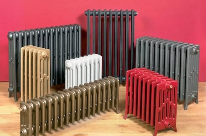 Ретро радиаторы - союз старинного оформления и современных технологий
