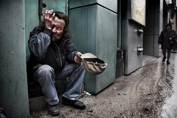 Киевских бездомных во время Евровидения не будут вывозить из города