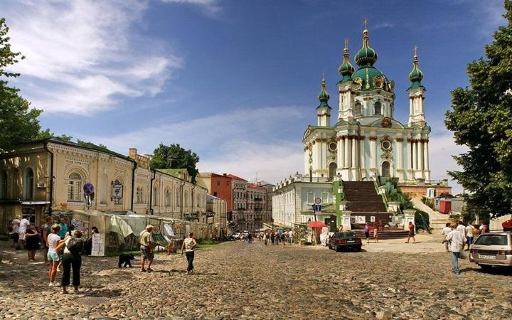Власти Киева выпустят бесплатное мобильное приложение для туристов