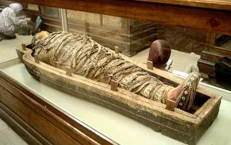 В Киеве нашли древние египетские мумии