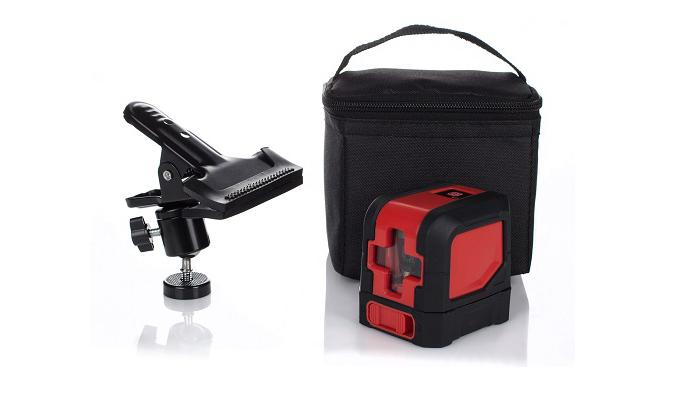 Недорогой лазерный нивелир KACKAD 2K-IP отличного качества и надежности!