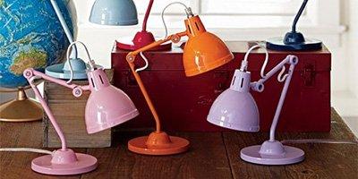 Настольные лампы для школьников. Как выбрать?