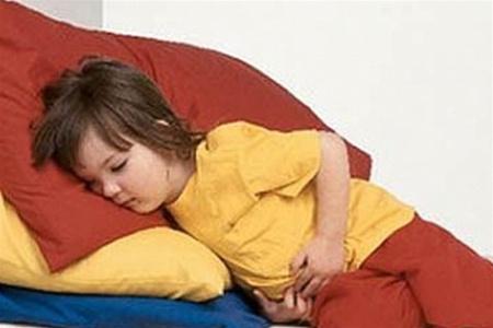 В Киеве участились случаи кишечной инфекции среди детей