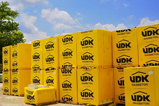 Как правильно купить газоблоки ЮДК в Харькове, советы от Альфастрой