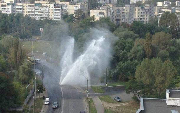 Кличко объяснил, почему киевлянам отключают горячую воду