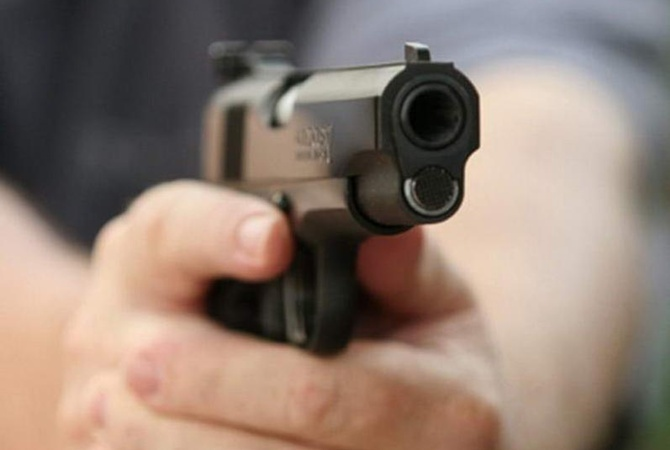 По Киеву объявлен план-перехват: на улице застрелили мужчину