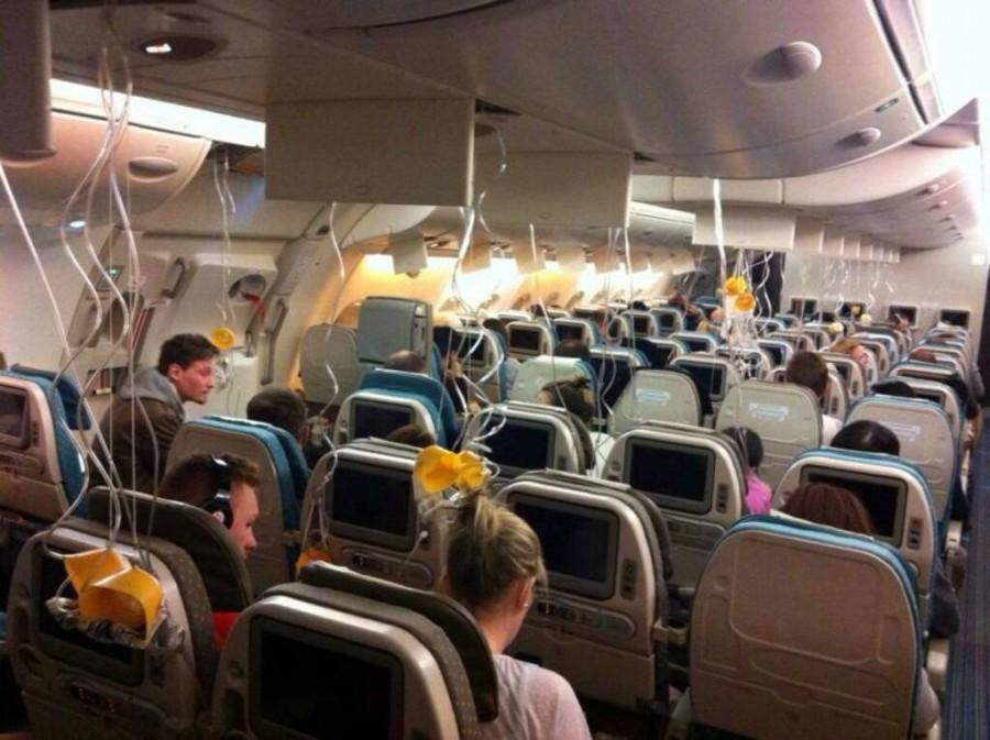 """В аэропорту """"Киев"""" ЧП: на борту самолета закончился воздух"""