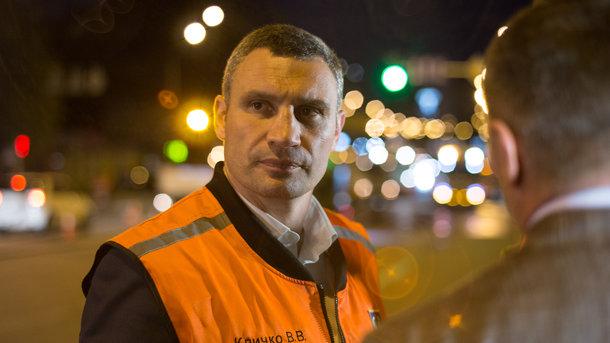 Кличко сообщил, когда отремонтируют улицу Васильковская