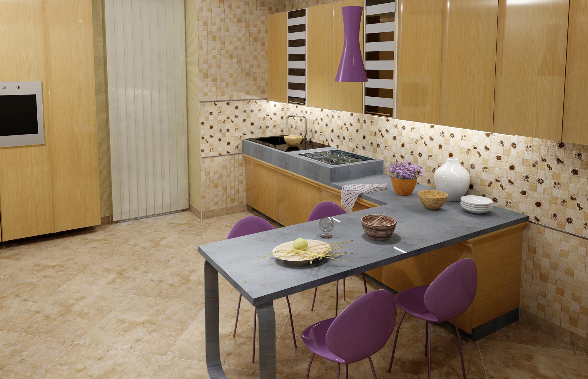 Салон керамической плитки АТЕМ - залог успеха в выборе облицовочных материалов
