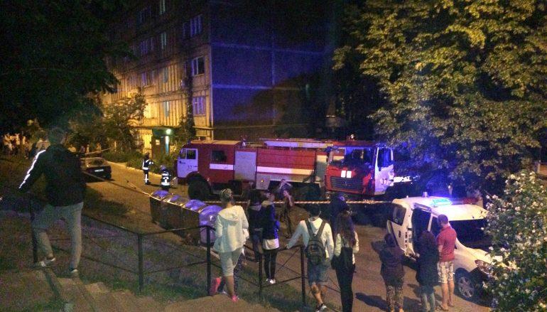 ЧП в Вышгороде. В жилом доме произошел взрыв