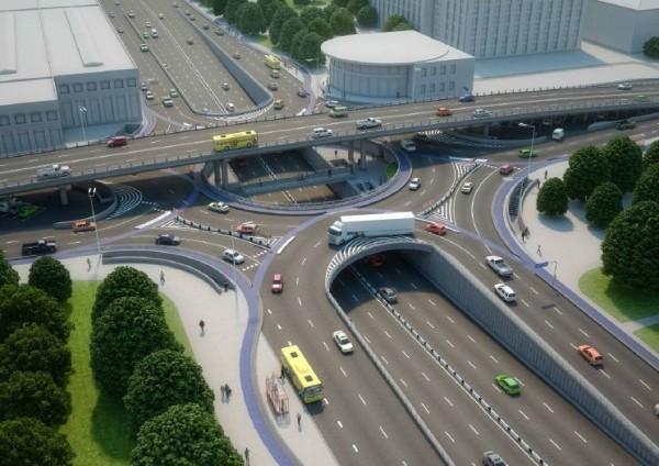 Транспортную развязку на Шулявке реконструируют за 1 год