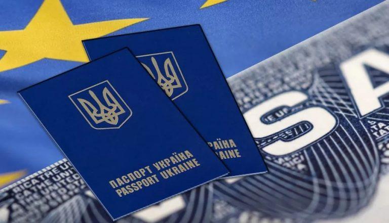 Из-за Безвиза в центре Киева перекроют движение транспорта
