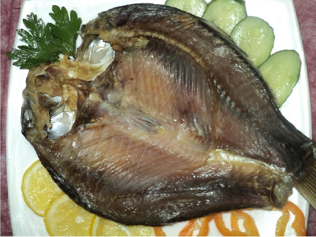 В Киеве снова отравление вяленой рыбой